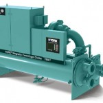 York YMC2 CenterPar Chiller Drawing