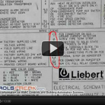 Liebert Mini Mate DDC Controls Schematics Retrofit Video
